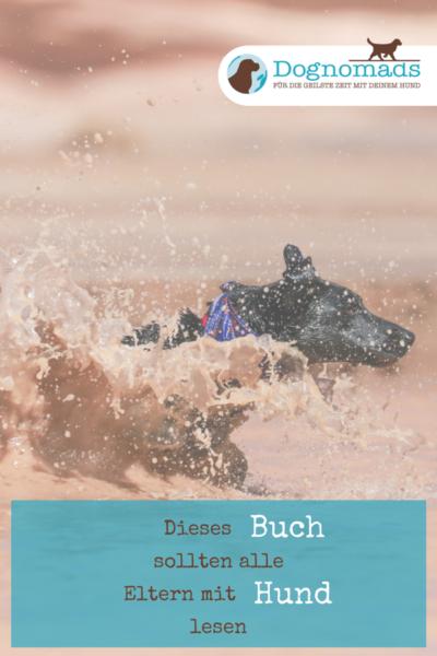 Das Kinder-Eltern-Hunde-Buch soll helfen, Beißunfälle mit Kindern und Hunden zu verhindern