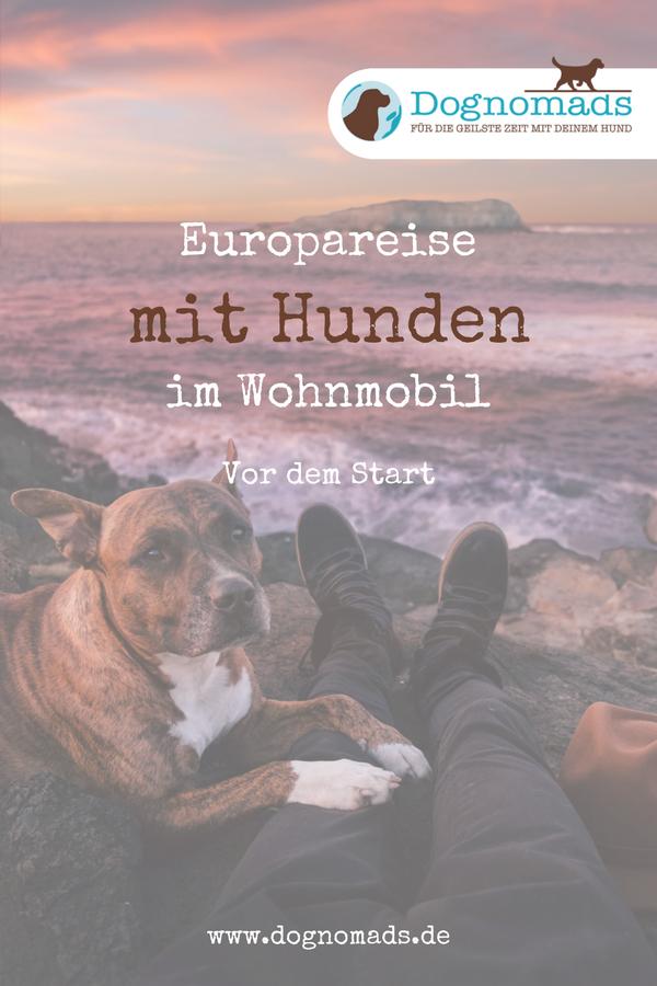 Warum wir mit den Hunden auf Europareise gehen und unser Haus verkaufen
