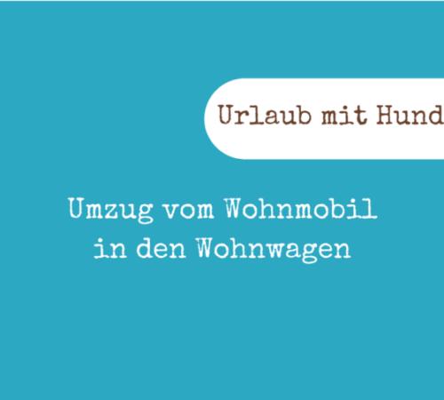 Wohnwagen Blogtitle