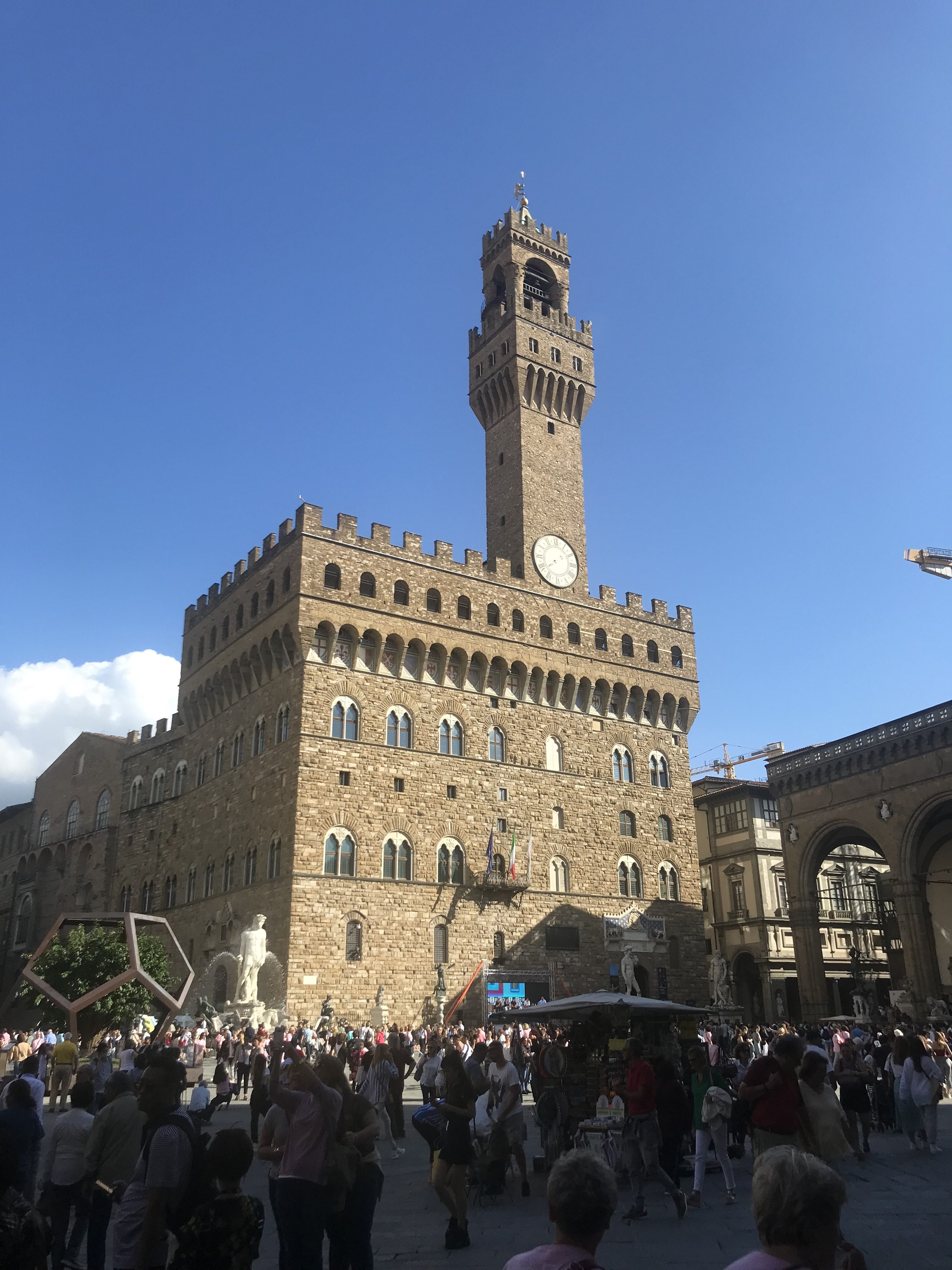 Palazzo Vecchio - Florenz