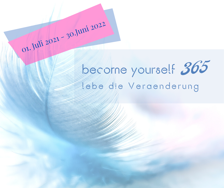 Become yourself 365